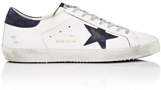 Golden Goose Men's Superstar Leather Sneakers