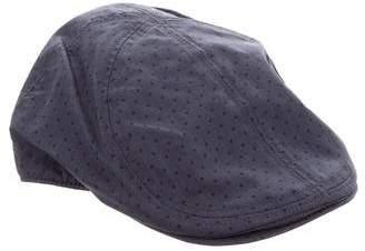 Dolce & Gabbana Wool Polka-Dot Newsboy Hat w/ Tags