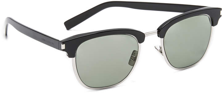 Saint Laurent Saint Laurent SL 108 Slim Sunglasses