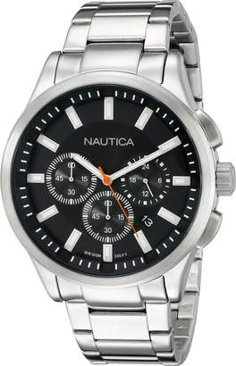 Nautica Men's NAD19532G NCT 17 Analog Display Quartz Watch