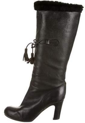 Viktor & Rolf Knee-High Boots
