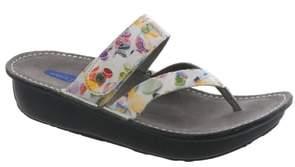 Wolky Tahiti Platform Sandal