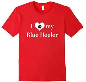 Show your love for your Blue Heeler T-shirt
