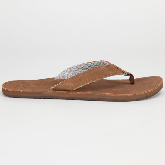 Reef Gypsy Suede Womens Sandals