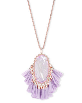 Kendra Scott Betsy Long Pendant Necklace