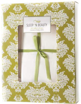 Sleep N' Beauty 100% Pure Mulberry Silk Sheet Set