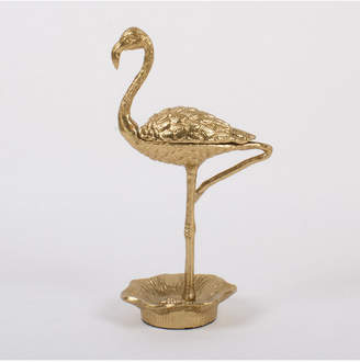 8 Oak Lane Flamingo Jewelry Holder