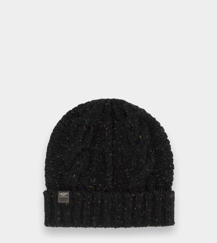 UGG Womens Cable Cuff Hat