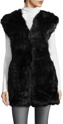 IRO Women's Manami Shearling Vest