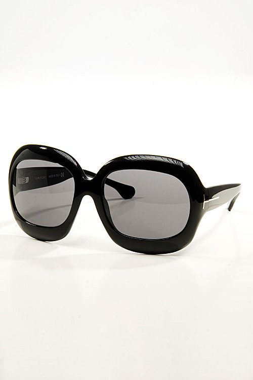 Tom Ford Eyewear Tom Ford Bianca Black Sunglasses