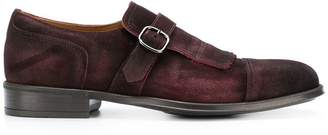 Doucal's side-buckle loafers