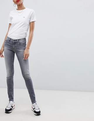 Tommy Jeans Mid Rise Nora Skinny Jeans