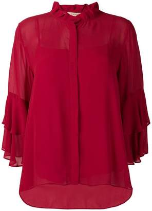 Twin-Set chiffon blouse