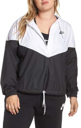 721b7e230 Nike Sportswear Heritage Windrunner Half Zip Pullover