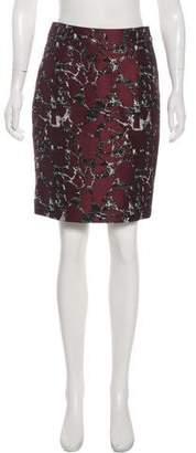 Balenciaga Knee-Length Pencil Skirt