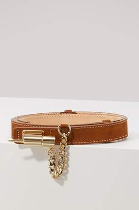 MAISON BOINET Chain belt