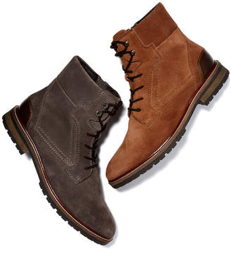 Bar III Men's Whitaker Suede Boots