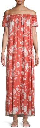 Rachel Pally Ossiane Printed Maxi Dress