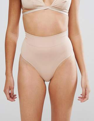 Asos DESIGN shapewear sculpting control thong