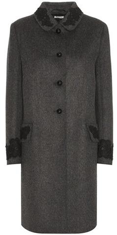 Miu MiuMiu Miu Wool Coat