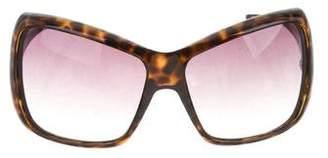Christian Dior Mist Tortoiseshell Sunglasses