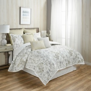 Laurèl Keeco Beautyrest Comforter Set Bedding