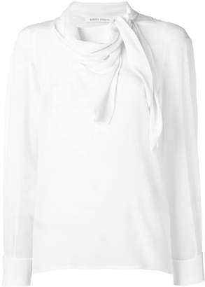 Alberta Ferretti loose fitted blouse