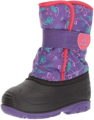 Kamik Girl's Snowbug4 Snow Boots