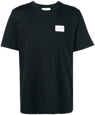 Calvin Klein Jeans shine and matte T-shirt
