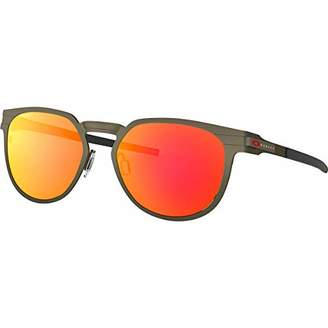 Oakley Diecutter Non-Polarized Iridium Round Sunglasses