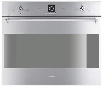 "Smeg 27"" Electric Single Wall Oven"