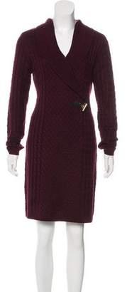 Calvin Klein Knee-Length Sweater Dress