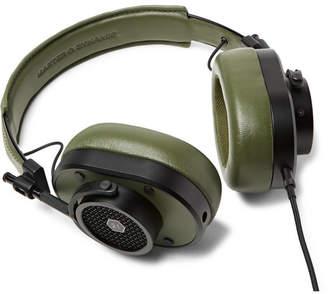 Master & Dynamic Mh40 Leather Over-Ear Headphones