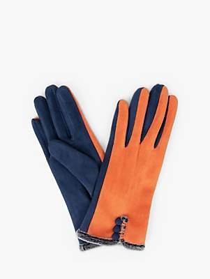 Powder Amanda Faux Suede Gloves