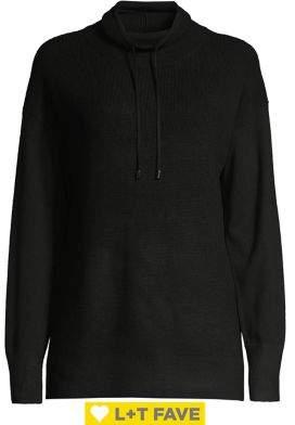 Jones New York Classic Long-Sleeve Sweater