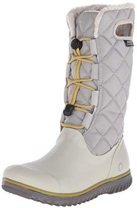 Bogs Women's Juno Lace Tall Waterproof Insulated Boot