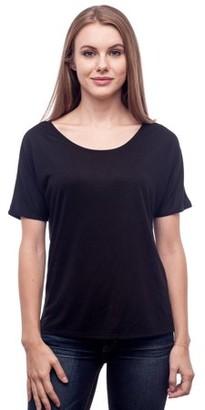 Clementine Apparel Women's Flowy Raglan T-Shirt