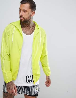 Calvin Klein Beach Windbreaker Jacket