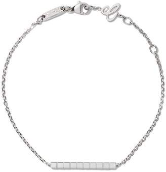 Chopard 18kt white gold Ice Cube Pure bracelet