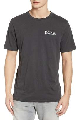 Volcom Liberate Stone Graphic Tee