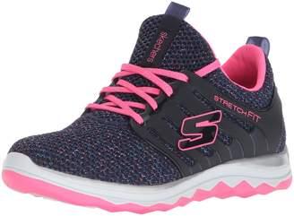 Skechers Girl's Diamond Runner-Sparkle Sprint Shoe
