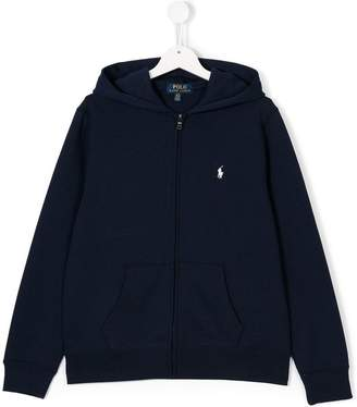 Ralph Lauren hooded zipped jacket