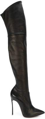 Casadei over-the-knee Blade boots
