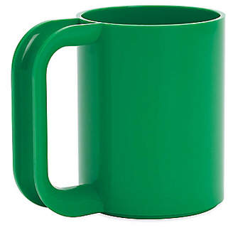 Design Within Reach Heller Rainbow Mugs, Set of 6, Green at DWR