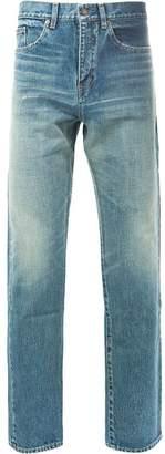 Saint Laurent classic straight-leg jeans