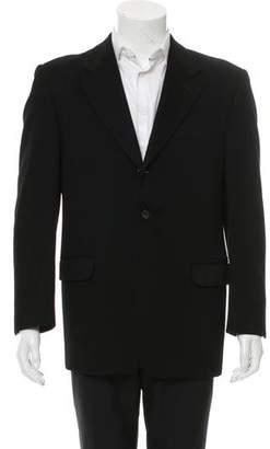 Fendi Cashmere Three-Button Blazer