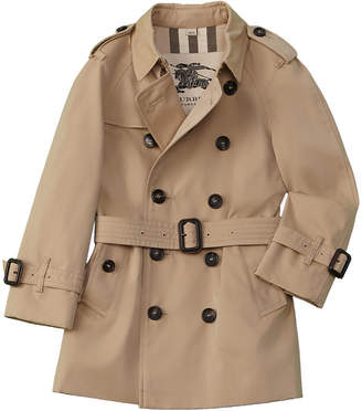 4c1cd311d3f0b Burberry Boys  The Wiltshire Trench Coat
