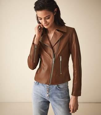 b801e817152c Reiss Biker Jackets For Women - ShopStyle Canada