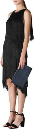 Whistles Magda Fringe Dress
