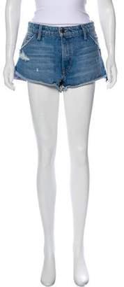 Joe's Jeans Denim Mini Shorts